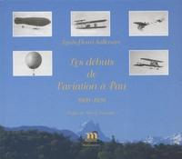 Louis-Henri Sallenave - Les débuts de l'aviation à Pau (1900-1920).