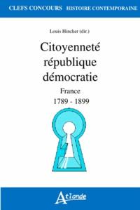 Accentsonline.fr Citoyenneté république démocratie - France 1789-1899 Image
