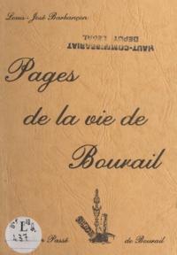 Louis-José Barbançon - Pages de la vie de Bourail.