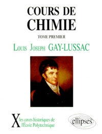 Louis-Joseph Gay-Lussac - .
