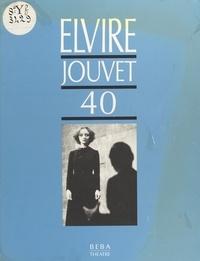 Louis Jouvet et Brigitte Jaques - Elvire, Jouvet 40 : Sept leçons de L.J. à Claudia sur la seconde scène d'Elvire du «Dom Juan» de Molière.