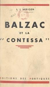 "Louis-Jules Arrigon - Balzac et la ""Contessa""."