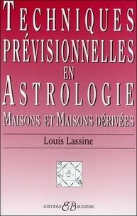 Accentsonline.fr Techniques prévisionnelles en Astrologie. Maisons et maisons dérivées Image