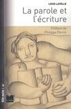 Louis Lavelle - La parole et l'écriture.