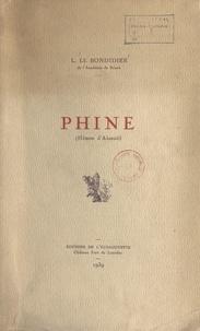 Louis Le Bondidier - Phine - Hémme d'Aùssaù.