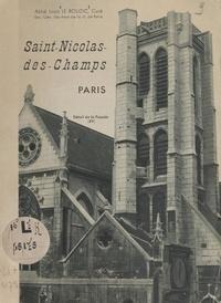Louis Le Rouzic et  Collectif - Saint-Nicolas-des-Champs, Paris.