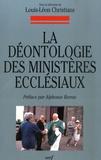 Louis-Léon Christians - Déontologie des ministères ecclésiaux.
