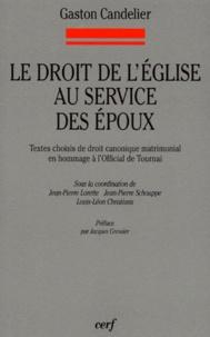 Louis-Léon Christians et Gaston Candelier - .