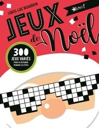 Jeux de Nöel - 275 jeux variés pour se détendre pendant les fêtes.pdf
