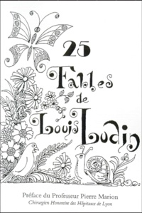 Louis Ludin - 25 fables.