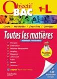 Louis-Marie Couteleau et Isabelle de Lisle - Toutes les matières 1e L.