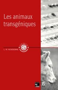 Louis-Marie Houdebine - Les animaux transgéniques.