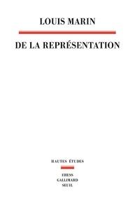 Louis Marin - De la représentation.