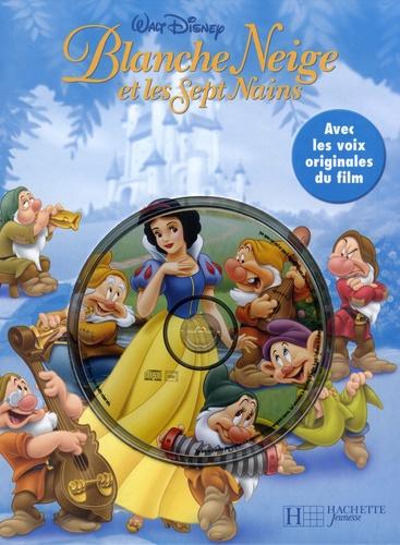 Louis Martin - Blanche Neige et les Sept Nains. 1 CD audio