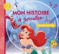 Louis Martin et Marie Jo Aznar - La petite sirène, mon petit livre. 1 CD audio