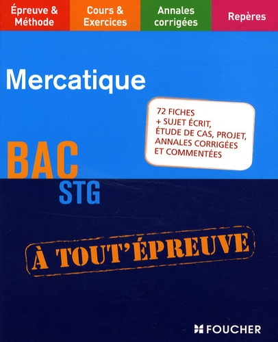 Louis Martinho - Mercatique Bac STG.
