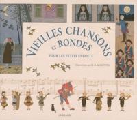 Louis-Maurice Boutet de Monvel - Vieilles chansons et rondes pour les petits enfants.