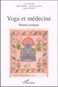 Deedr.fr Yoga et médecine - Manuel pratique Image
