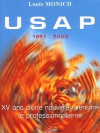 Louis Monich - Usap, 1987-2002.