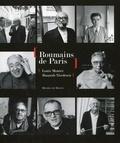 Louis Monier et Basarab Nicolescu - Roumains de Paris.