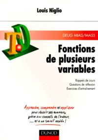 FONCTIONS DE PLUSIEURS VARIABLES. Rappels de cours, questions de réflexion, exercices dentraînement.pdf
