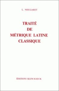 Histoiresdenlire.be Traité de métrique latine classique Image
