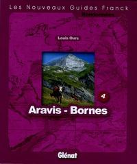 Louis Ours - Aravis - Bornes - Fonds de cartes au 1/25 000.
