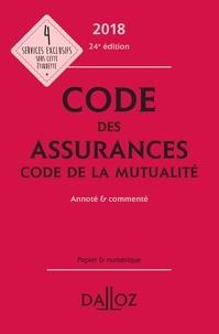 Code des assurances, code de la mutualité - Annoté & commenté.pdf