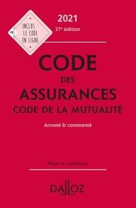 Louis Perdrix - Code des assurances, code de la mutualité - Annoté et commenté.