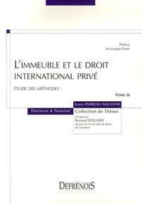 Checkpointfrance.fr L'immeuble et le droit international privé - Etude des méthodes Image