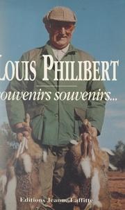 Louis Philibert et François Mitterrand - Souvenirs, souvenirs....