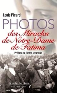 Photos des Miracles de Notre-Dame de Fatima - Louis Picard pdf epub