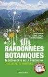 Louis Poirion et Lionel Carles - Randonnées botaniques & découverte de la végétation dans les Alpes-Maritimes.