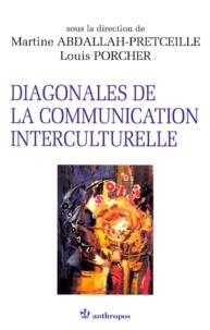 Louis Porcher et  Collectif - Diagonales de la communication interculturelle.