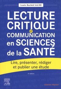 Louis-Rachid Salmi - Lecture critique et communication en sciences de la santé.