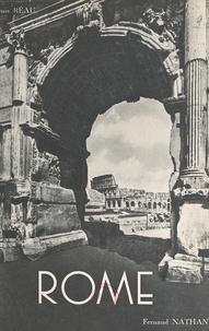 Louis Réau - Rome.