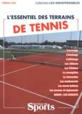Louis Roizard - L'essentiel des terrains de tennis.