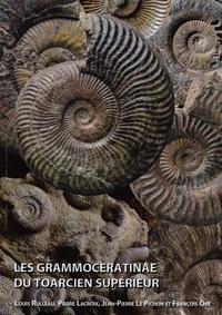 Louis Rulleau et Pierre Lacroix - Les grammoceratinae du toracien supérieur.