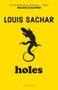 Louis Sachar - Holes.