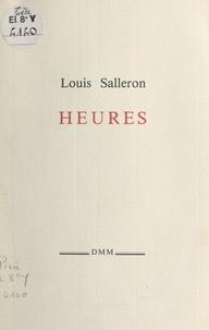 Louis Salleron - Heures.