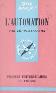 Louis Salleron et Paul Angoulvent - L'automation.