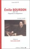 Louis Sauvé - Emile Bourdon (1884-1974) - Organiste et compositeur.