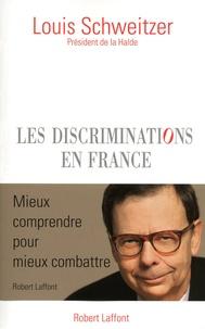 Louis Schweitzer - Les discriminations en France.