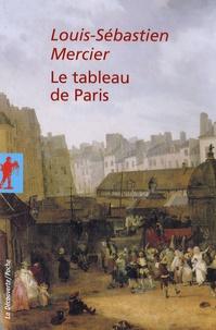 Louis-Sébastien Mercier - Le tableau de Paris.