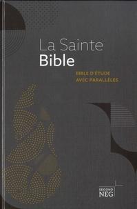 Era-circus.be La Sainte Bible - Avec Parallèles, Guide d'étude biblique et Introductions aux livres de la Bible Image