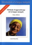 Louis-Simon Roy - Introduction à la langue mongole. 2 CD audio