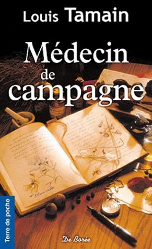 Couverture de Médecin de campagne