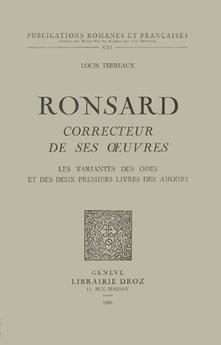 Louis Terreaux - .