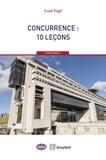 Louis Vogel - Concurrence : 10 leçons.