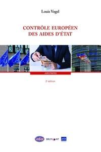 Louis Vogel - Contrôle européen des aides d'Etat.
